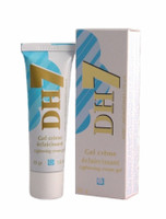 DH7 Tube Cream Gel (white/blue) 1 oz / 30 ml