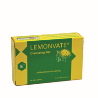 Lemonvate Antibacterial Cleansing Soap 2.81 oz