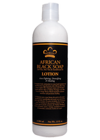 Nubian Heritage African Black Soap Lotion 13oz / 384ml