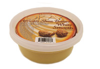 Okay African Shea Butter White Smooth Jar 16oz/473g