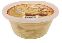 Okay White Chuncky Shea Butter Jar 10oz/296g