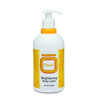 Omic Brightening Body Lotion (Gold) 16.9 oz / 500 ml