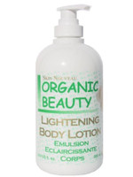 Rose Line Organic Beauty lightening Body Lotion 16.9 oz / 500 ml