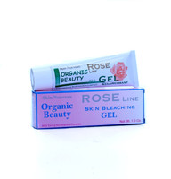 Rose Line Organic Beauty Skin Lightening Tube Gel 1 oz / 30 g