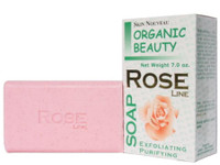 Rose Line Organic Beauty Soap 7 oz / 200 g