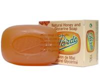 Pardo Natural Honey and Glycerine soap 150g