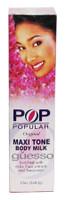 Pop Popular Maxitone Body Milk Lotion 12 oz / 340.5 g