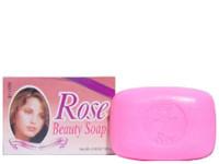 Rose Beauty Soap 4.58 oz / 130 g