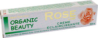 Rose Line Organic Beauty Skin Lightening Tube Cream 1.76 oz / 50 g