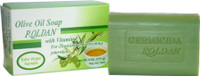 Roldan Olive Soap with Vitamin E 6 oz / 171 g
