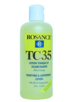 Rosance TC35 Tonifying & Lightening (LIQUID) Lotion 8.45 oz / 250 ml