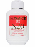 Rosance X20 Whitening Body Lotion 17.6 oz / 500 ml