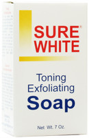Sure White Lightening Soap 7 oz / 200 g