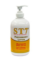 ST7 Performance Lotion Moisturizing Body Lotion Lait Corporel Hydratant 16.9oz/500ml