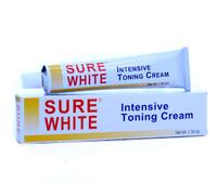 Sure White Intensive Toning Cream 1.76 oz / 50 g