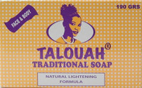 Talouah Natural Lightening Soap 6.7 oz / 190 g