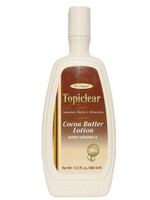 Topiclear Gold Cocoa Butter Lotion 13.5  oz /400 ml
