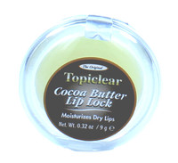 Topiclear Cocoa Butter Lip Lock 0.32 oz / 9 g
