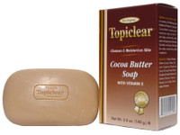 Topiclear Gold Cocoa Butter Soap 4.5 oz / 125 g