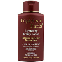 Topiclear Paris Lightening Beauty Lotion Natural Organic Treatment 16.8oz/500ml