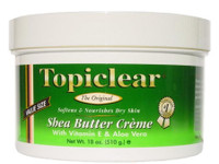 Topiclear Shea butter Jar cream 18 oz / 510 g