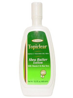 Topiclear Gold Shea Butter Lotion 13.5 oz / 400 ml