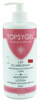 HT26 Topsygel Whitening Lotion (Pump Cap) 16.8 oz / 500 ml