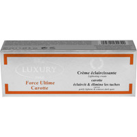 White Luxury  Lightening Carotte  Cream 1.69 oz / 50ml