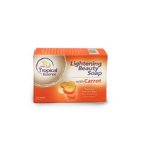 Tropical Essence Lightening Beauty Soap with Carrot (3oz/85g)