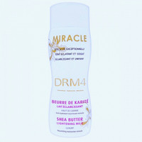 DRM4 MIRACLE Shea Butter Lightening Milk