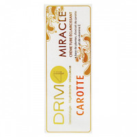 DRM4 MIRACLE Carrot Lightening Cream Tube 50ml / 1.7oz