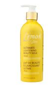 Lemon Glow Ultimate Lightening Beauty Milk (Pump Lotion) 16.8 oz / 500ml