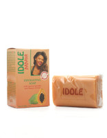 Idole Papaya Exfoliating Soap 7oz / 200g