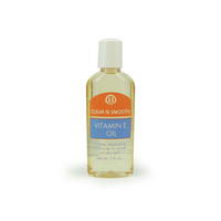 Clear & Smooth Vitamin E Oil 2 oz/60ml