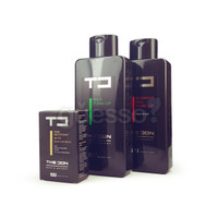 A3 The Don Man's Secret Set (Milk Tone Up, Cleansing Soap, Shower Gel Tone Up)