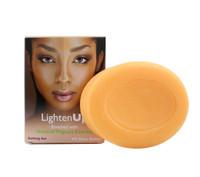 Lighten Up Glycerin Bathing Bar With Papaya Fruit Extract 3.5oz/100g