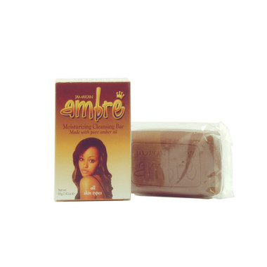 Jamaican Ambre Moisturizing Cleansing Soap 80g 2 82 Guesso