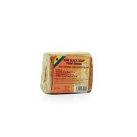 Raw Black Soa from Ghana w/ 100% Shea Butter 6oz/170g
