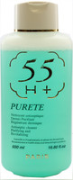 55H+ Cleaner Purete Anticeptic 16.8 oz /500 ml