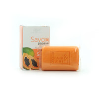 Fair & White Original Papaya Exfoliating Soap 7oz / 200g