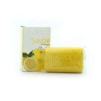 Fair & White Original Lemon Exfoliating Soap 7oz / 200g