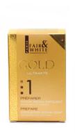 Fair & White Gold Argan Soap 7 oz / 200g