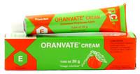Oranvate E Tube Cream 1 oz / 30 g