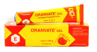 Oranvate E Tube Gel 1 oz / 30 g
