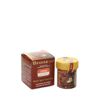 Bronze Tone Blade Spot Corrector Jar Cream 1 oz / 30 ml
