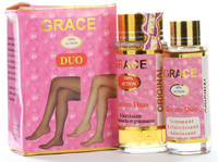 Grace Duo 100% Action  Liquid Lotion + Serum Set