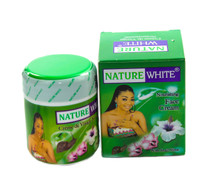 Nature White Nourishing Face Cream With Snail Slime 1.38 oz / 40 ml