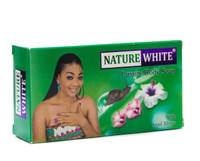 Nature White Luxury Body Soap With Snail Slime 4.8 oz / 135 g