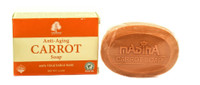 Madina Anti-Aging  Carrot Soap 3.5 oz