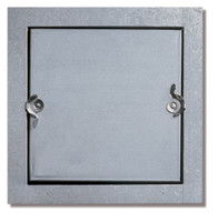 "6"" x 6"" Removeable Duct Door for Fibreglass Ducts - Acudor"
